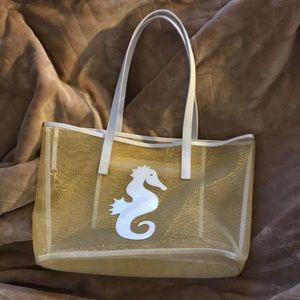 Handbags - LOLO beach tote seahorse